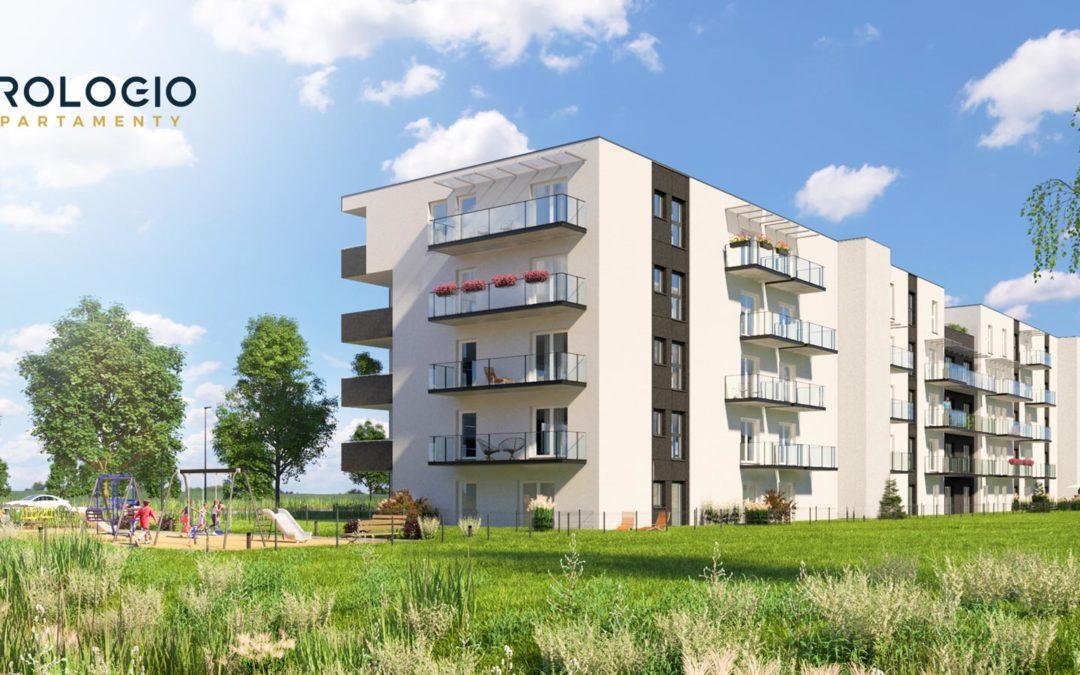 Ruszyła przedsprzedaż nowych mieszkań inwestycji na Wiejskiej w Błoniu.