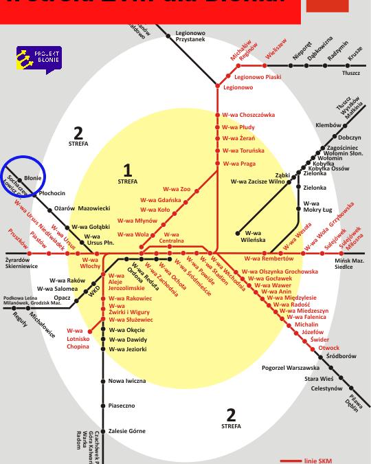 PETYCJA – żądamy II strefy ZTM dla Błonia!