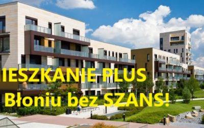 Program Mieszkanie Plus. Coraz więcej miast realizuje budowę mieszkań, a Błonie czeka na zaproszenie z rządu do przystąpienia do programu!