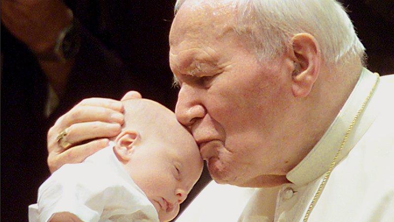 """""""Musicie od siebie wymagać, nawet gdyby inni od was nie wymagali"""" – dziś 100 rocznica urodzin Karola Wojtyły."""