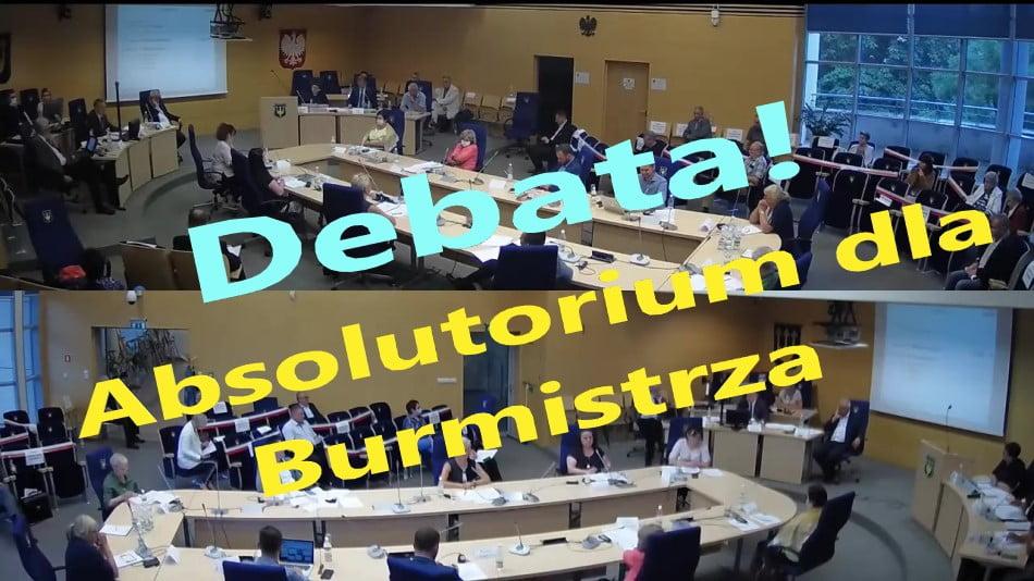 Absolutorium dla Burmistrza Błonia – GRATULUJEMY!   HITY z sesji Rady Miejskiej!