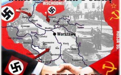 17.09.1939 agresja ZSRR na Polskę.