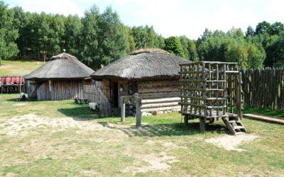 Nieznane historie Błonia. Grodzisko na Osieku.